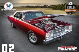 BRENT MURRAY'S 1968 DODGE DART CLONE