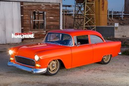 1000HP BLOWN 1955 CHEVROLET 150