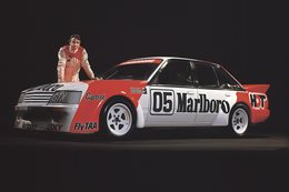 Brock VK Commodore race car