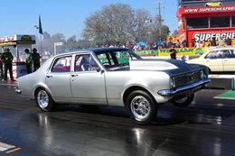 HT Holden small block Chev