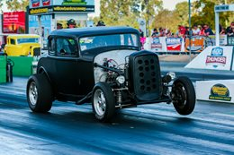 32 Ford Coupe LS1