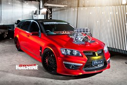 BLOWN INJECTED VE COMMODORE SPORTWAGON