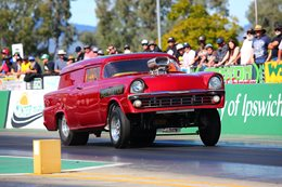 FB HOLDEN GASSER: DESTRUCTION