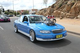 Holden Statesman supercharged FAT WH
