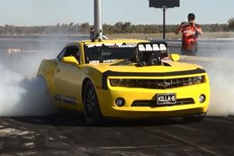 RED CENTRENATS 2016 BURNOUT MASTERS FINAL