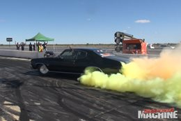 Chevelle blown burnout 1FATRAT