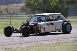 Morris Rat Rod custom