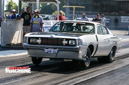 Valiant Charger John Faraone Drag Week