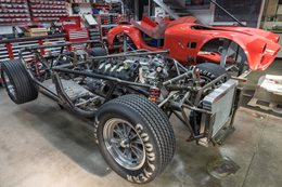 AC Cobra replica build