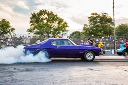 HQ Monaro Drag Week