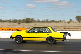 VC Commodore twin turbo ISFAIR