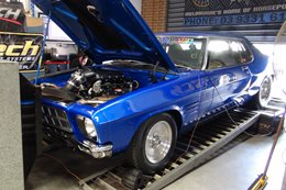 HQ Monaro twin turbo LS