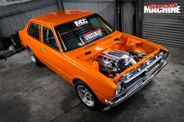 Toyota Corolla twin turbo LS