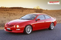 Ford AU Falcon coupe XR8