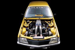 1981 HOLDEN VH COMMODORE SL STREETER