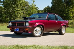 HOLDEN LX TORANA HATCHBACK IN THE USA