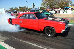 CRAZY SEVEN-SECOND DODGE CORONET