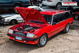 Ford XD Falcon wagon