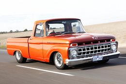 HOME-BUILT 1964 FORD F100