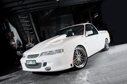 Supercharged Holden Commodore VR Ute