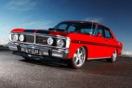 1971 FORD XY FALCON GS GT REPLICA