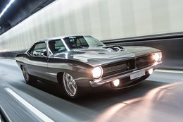 Plymouth Barracuda King Kong