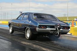 Ford XA Fairmont big block