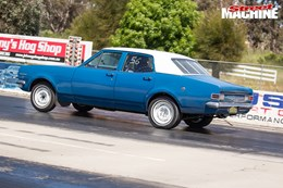 SLEEPER TURBO LS HK KINGWOOD AT DRAG CHALLENGE