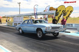 8-SECOND CRUSTY KINGSWOOD AT DRAG CHALLENGE
