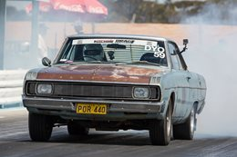LS VG VALIANT AT DRAG CHALLENGE
