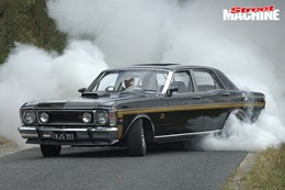 Ford XW Falcon 428 Cobra Jet