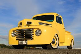1948 FORD F1 'BONUS' PICK-UP