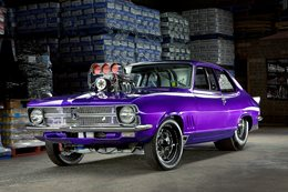 SEVEN-SECOND OUTLAW 10.5 1971 LC TORANA