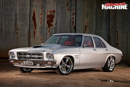 HQ Holden 350 Chev