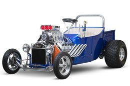 JUNIOR RODDERS MINATURE HOT RODS