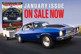 Street Machine Jan 2017