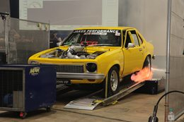 Torana 2000hp dunk