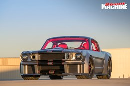 Ford Mustang Vicious
