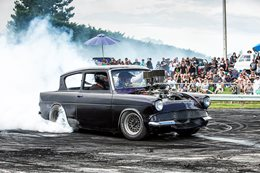 NZ MUSCLE CAR MADNESS 2016