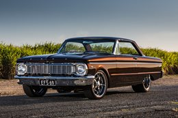 1966 FORD XP FALCON