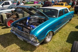 Ford Falcon XM turbo