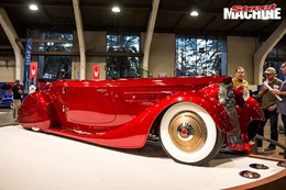 Americas Most Beautiful Roadster