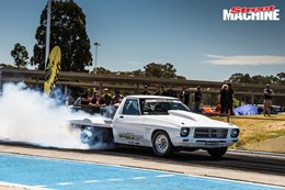Holden HQ One tonner big block
