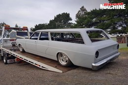 Ford Falcon Hearse