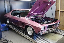 HQ Monaro big block