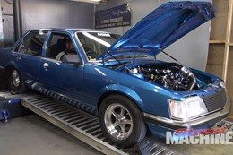 VH Commodore twin turbo LS