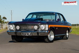 CHRIS GAUCI'S 1969 FORD FALCON XY GT