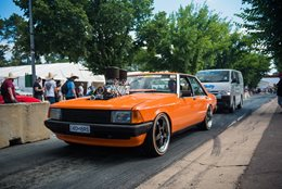 Robert Cottrell's Blown LS Powered XD Falcon