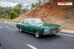 Chrysler Valiant nw