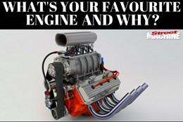 favourite engine nw